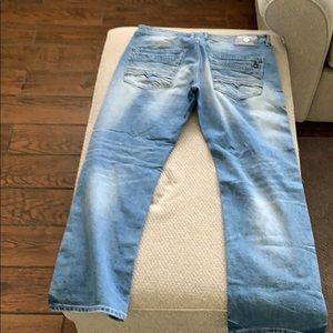 Buffalo six-x jeans